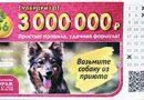 Результаты лотереи 6 из 36 тиража 204 за 28.07.2019