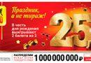 Русское лото тираж 1306