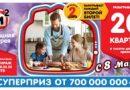 380 тираж Жилищной лотереи за 08.03.2020 (8 Марта)